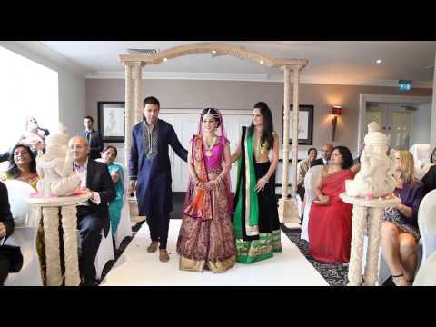 Bride Entrance Malvika