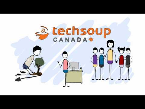 Welcome To TechSoup Canada