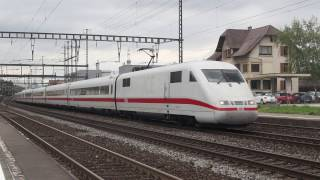 Swiss Rail - An afternoon at Rupperswil - Part 1