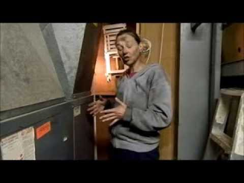 Oil Furnace DIY Cleaning - YouTube