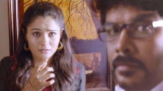 Horror Scene From Chandrakala Movie...