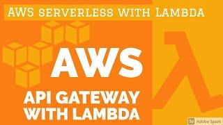 Integration of API Gateway with lambda #07