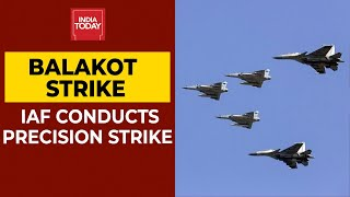 Indian Air Force Conducts Precision Strike Against Practice Target On Balakot Anniversary