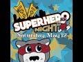 River cats Superhero Night 2018