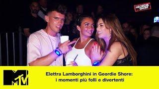 Elettra Lamborghini in Geordie Shore: i momenti più folli e divertenti