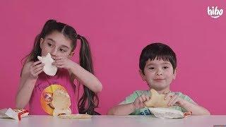 Дети Пробуют Вкусняшки из Кореи!