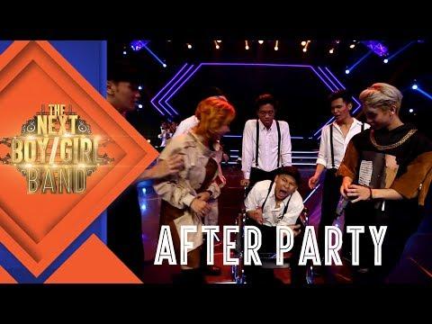 INI PENYEBAB CIDERA KAKINYA EKY! | #11 AFTER PARTY | The Next Boy/Girl Band S2 GTV