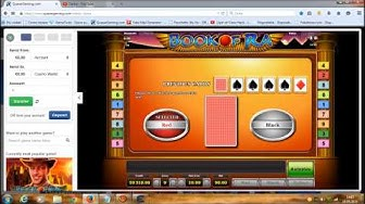 trick gamble book of ra FREE SPIN