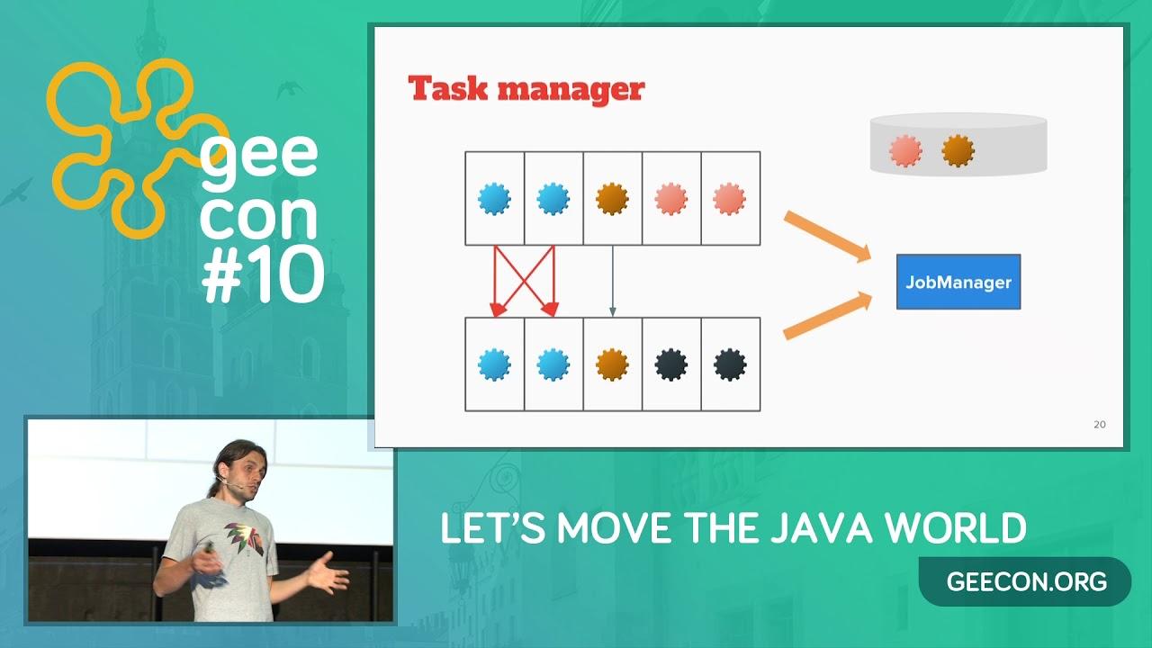 GeeCON 2018: Maciek Próchniak - Stream Processing in telco - lessons  learned – Watch Video @ Dev Tube