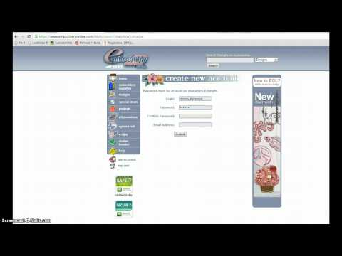 How to Download Free Embroidery Designs - Embroidery Online