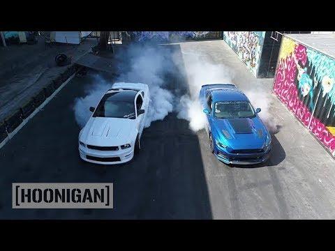 [HOONIGAN] DT 073: 750HP Roush RS3 2017 Mustang vs 550HP '06 Mustang w/ Justin Pawlak