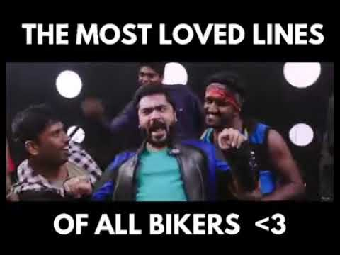 AYM movie-the most bike riders love this lines