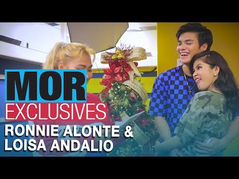 #MORExclusives: How Well Do You Know Each Other Challenge with Ronnie Alonte and Loisa Andalio!