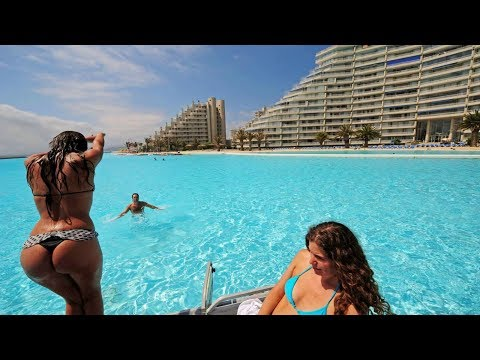 Fanciest Swimming Pools On Earth - TomoNews