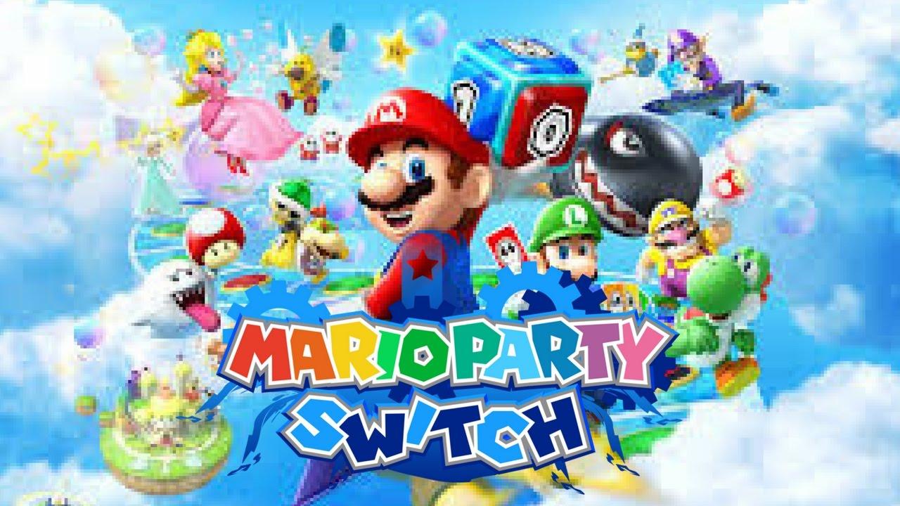 Mario Party For Nintendo Switch Mario Party Switch Rumourmill Youtube