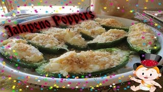 Cheesy Jalapeno Poppers | Ultimate Party Food (how To)