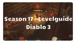 Diablo 3: Levelguide für Season 17 (1-70, LON Season, Update)