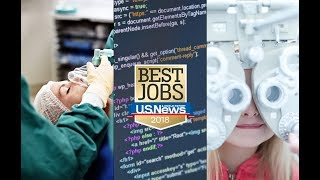 The 25 Best Jobs of 2018 and Expected Demand by 2026 | High Paying Careers