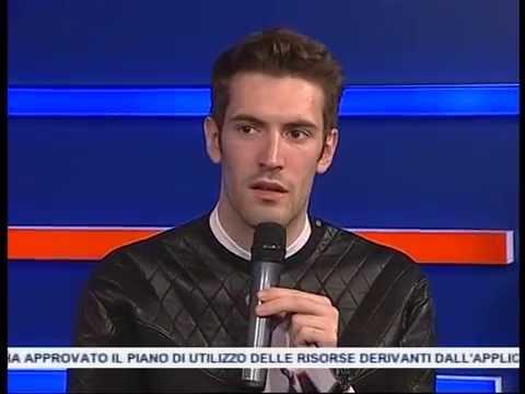 Giovanni Caccamo ospite di MTG