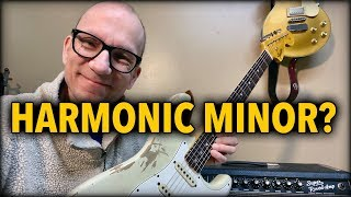Harmonic Minor? Live Stream March 18, 2020