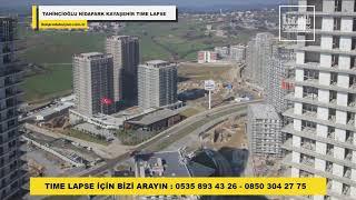 Tahincioğlu Nidapark Kayaşehir Time lapse - İKM Prodüksiyon