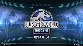 Jurassic World™: The Game | Update 34 (MODs)