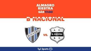 Almagro vs Deportivo Riestra full match