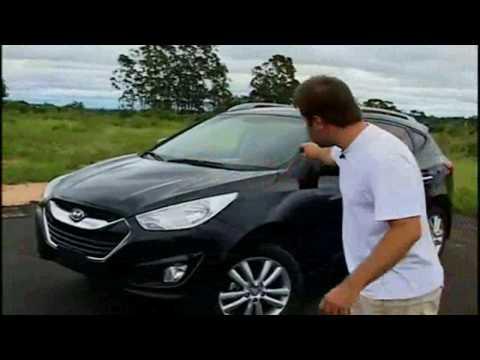 Hyundai IX35 em avalia o exclusiva