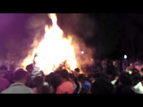 V V Nagar Anand,Gujarat  Holi Festival
