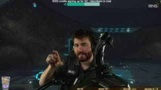 ask baron why use dual sticks for star citizen