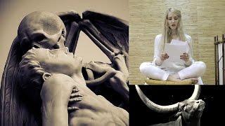 «Катха Упанишада» (видеокнига - читает Мила Маркова). Katha Upanishad (reading in russian)