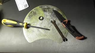 РАСПАКОВКА и ОБЗОР. Неодимовый магнит (22х3 мм отверстие 10 мм) для чего можно использовать. (имхо)