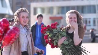 """Svadba.org 1 выпуск """"Предложение руки и сердца""""."""