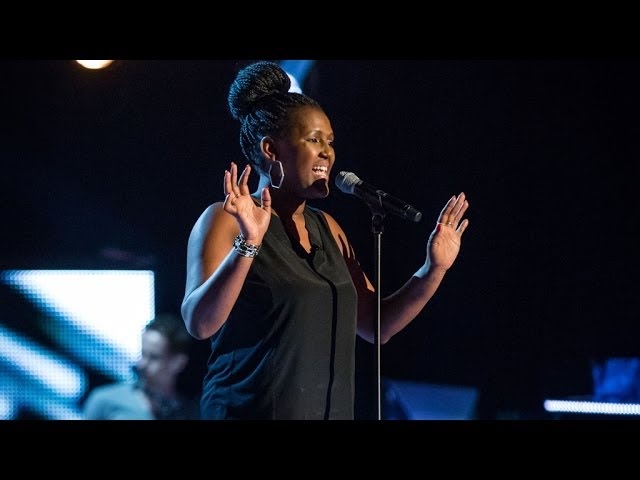 Nomakhosi performs 'Get Ready' – The Voice UK 2014: Blind Auditions 7 – BBC One