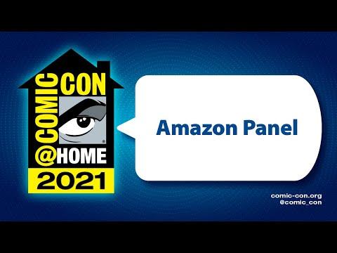 Amazon Panel | Comic-Con@Home 2021
