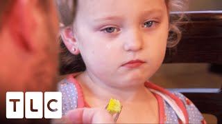 Veggie-Filled Meal Sends The Quints Into A Full On Meltdown! | OutDaughtered