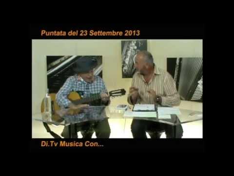 DI.TV MUSICA CON... Romano Carnevali e Giancarlo Corsini (Parte 1)