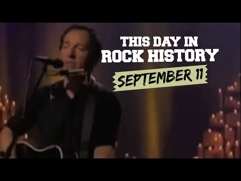 The Beatles Go on 'Tour,' Bruce Springsteen's Sophomore Release  - September 11 in Rock History