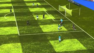 FIFA 14 iPhone/iPad - Liam United FC vs. Manchester City
