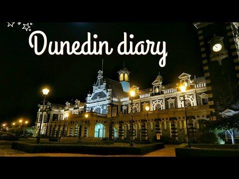 Travel Diary: Dunedin