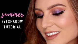 Video NEW Anastasia Beverly Hills Summer Collection 2017 | Makeup Tutorial | MAKEUP CAIT download MP3, 3GP, MP4, WEBM, AVI, FLV Juli 2018