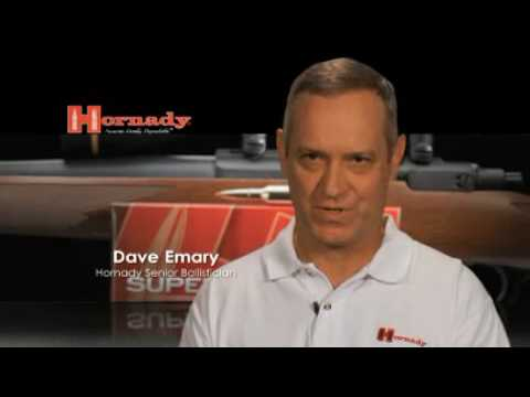 Hornady Manufacturing Company    New Products    Ammunition    Superformance™.flv