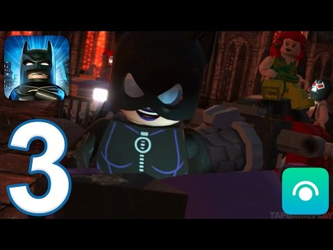 LEGO Batman: DC Super Heroes - Gameplay Walkthrough Part 3 (iOS, Android)