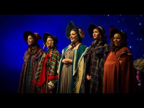 A Christmas Carol Live- London Town (Scene 1a)