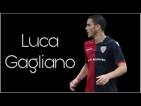 Luca Gagliano • 2020 • The Wonderkid • Cagliari Calcio U19 • HD
