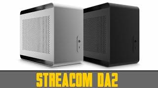[Cowcot TV] Présentation boitier PC Mini ITX Streacom DA2
