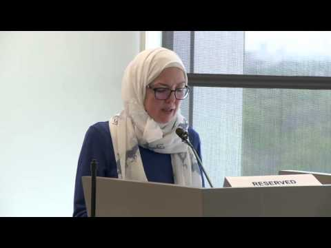 How the Qur'an Shapes the Sunni Community - Ingrid Mattson, PhD
