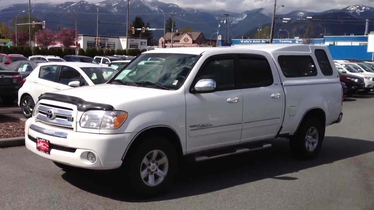 sold 2006 toyota tundra double cab 2wd 14014a for sale at valley toyota scion in chilliwack. Black Bedroom Furniture Sets. Home Design Ideas
