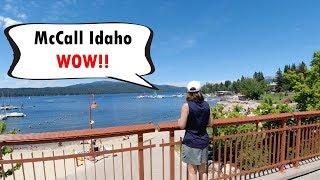 McCall, Idaho - So Much to Do + Ponderosa State Park