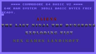 c64 games music compiĮation Trance Dream